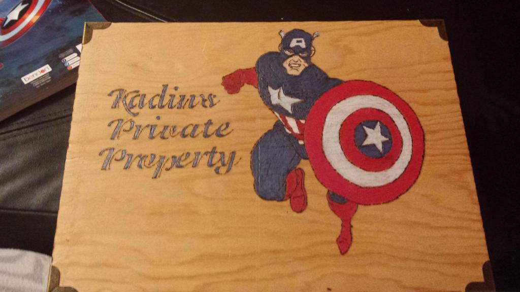 keepsake box by chellememe