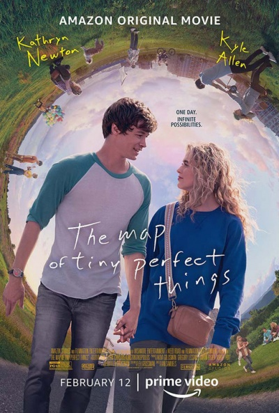 The Map of Tiny Perfect Things Ver online gratis