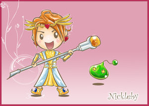 Nickelby- by boon2fantasy by maple-story