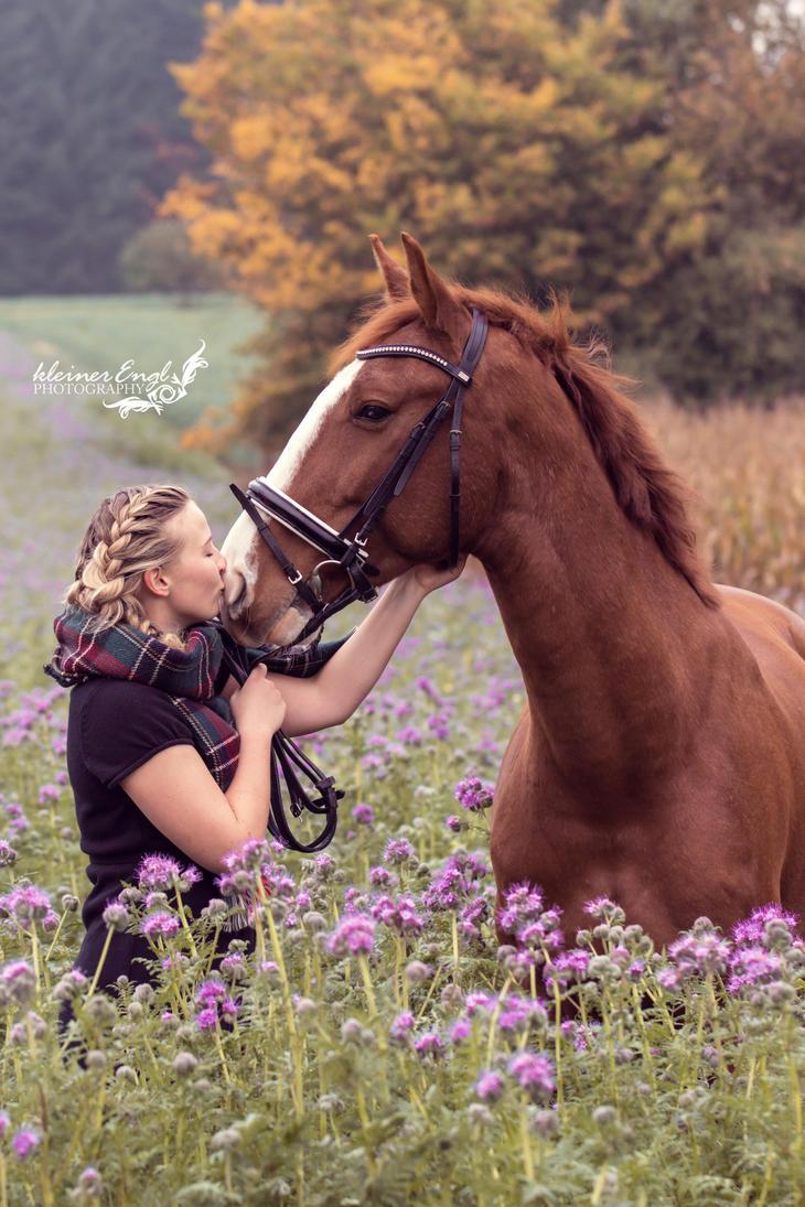 Pferdeliebe by kleinerEngl
