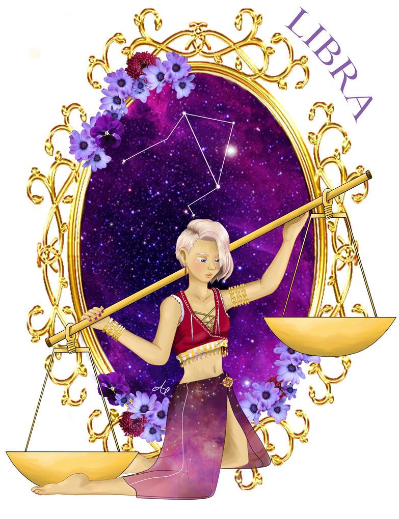 Zodiac Signs Libra by Nyancatextreme