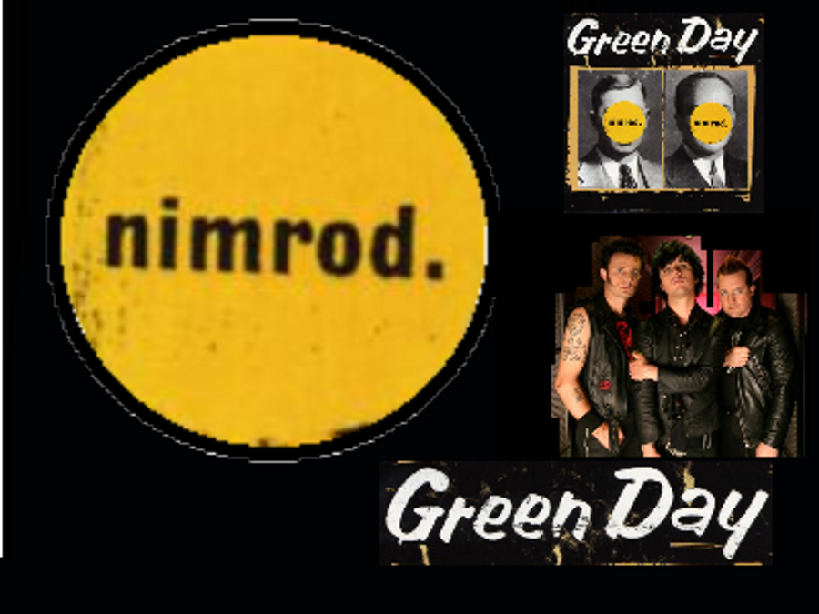 Green Day Nimrod by missmary1997 on DeviantArt