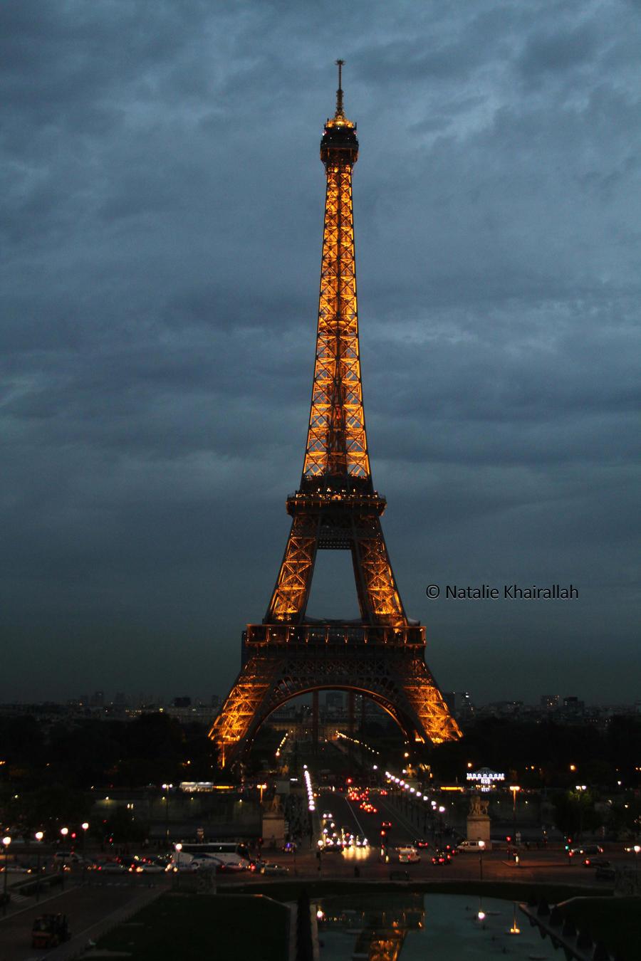 Sous Le Ciel De Paris XVIII by NatalieKhairallah