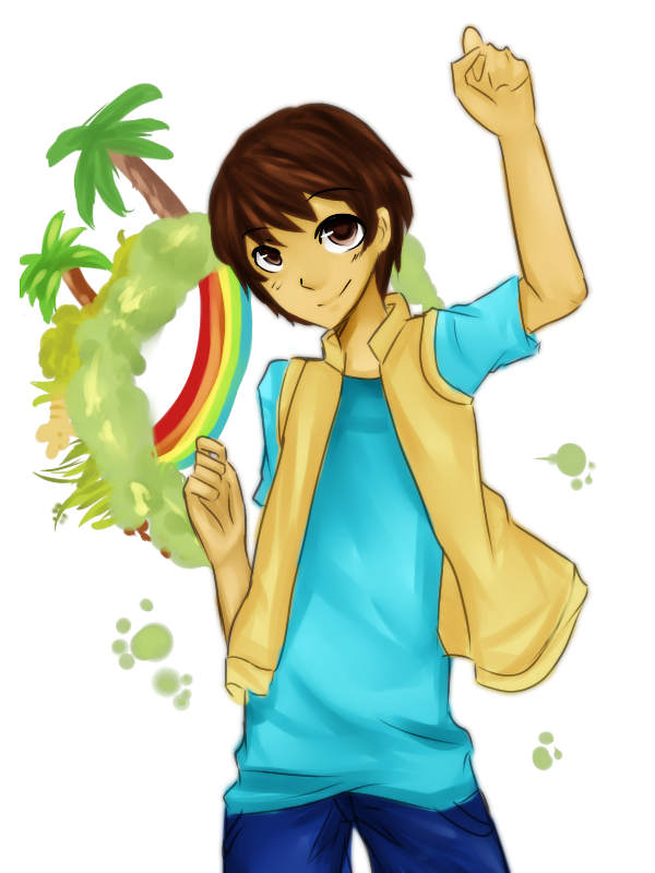 GO DIEGO GO. by aru98 on DeviantArt