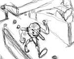 Wryan's bad fanart Pacman