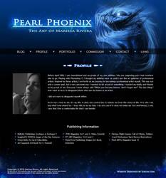 Pearlphoenixsun.com by Lukiih