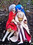 Kimono by KupcakeKitty