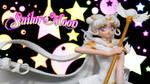 E2046 Sailor Cosmos Figure (YouTube Video) by KupcakeKitty