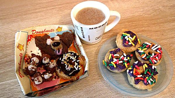 Yummy Nummies vs Popin Cookin Donuts (YouTube) by KupcakeKitty