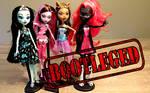 UCanaan Monster High Dolls (YouTube Video) by KupcakeKitty