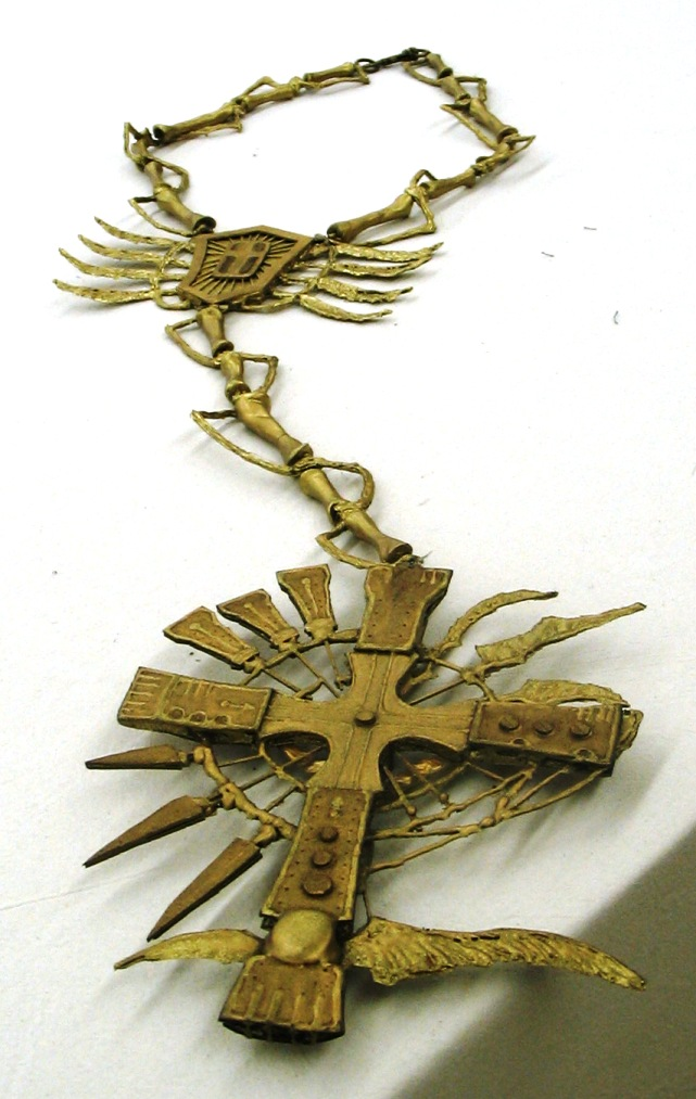 Trinity Blood: Abel's Cross by PurgatoriX