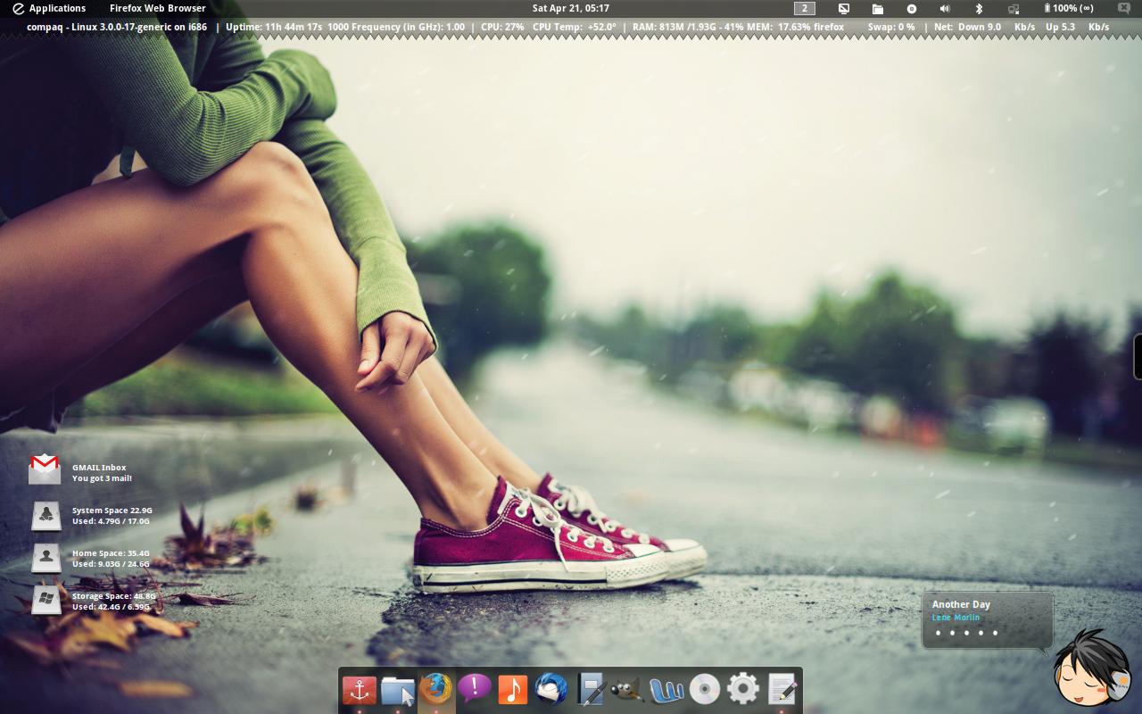 My Desktop by yo-bhan