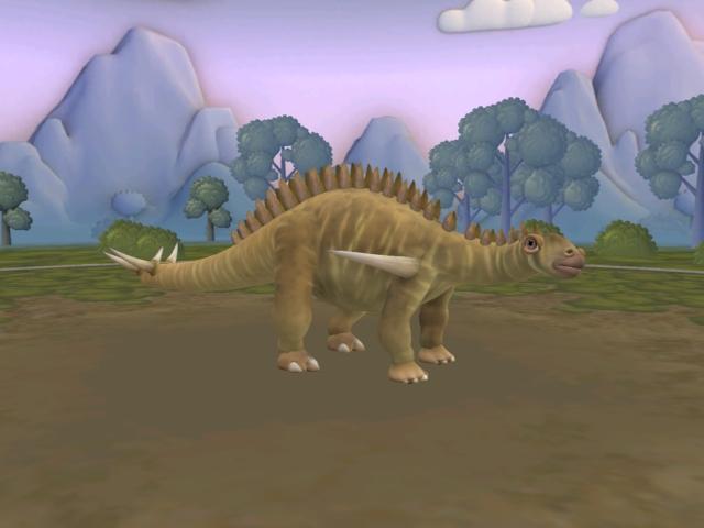 Tuojiangosaurus Female by Dracorexius