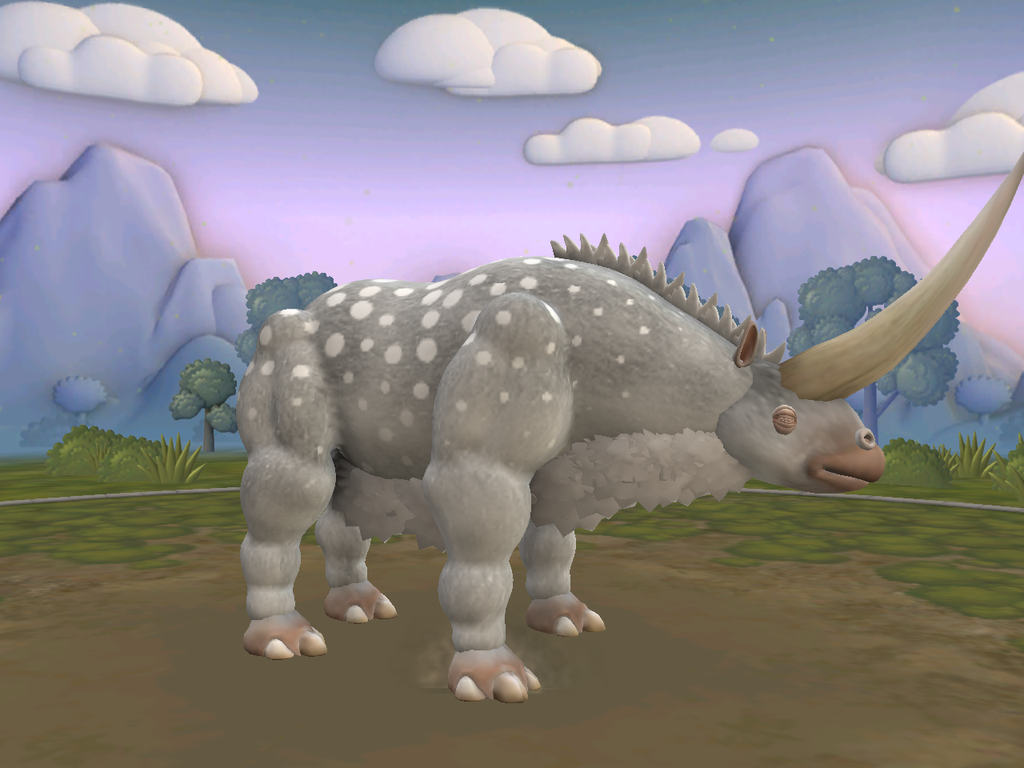 Woolly Unicorn by Dracorexius