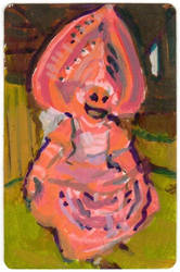 Playing Card Paintings7