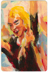 Playing Card Paintings4