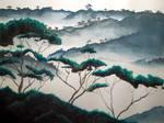 Amazon Mists .:Watercolor:.