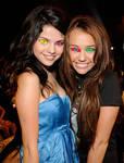 Kaa And Selena And Miley