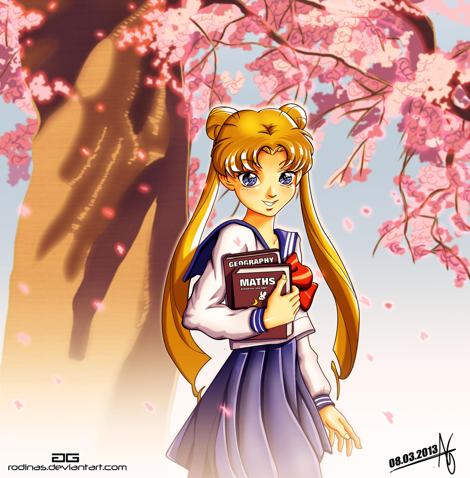 Sailor Moon Coloring Contest By Taho by Rodinas