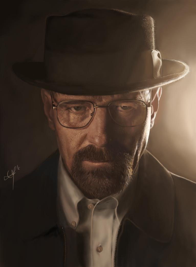 Walter White/Heisenberg - Breaking Bad by Hir0e on DeviantArt