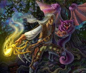 Sorcerer by jeylis