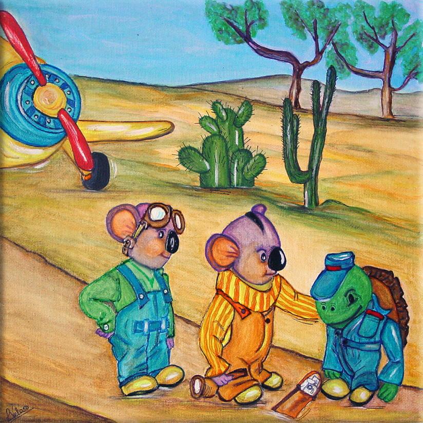 Koala Brothers by luvelosor on DeviantArt
