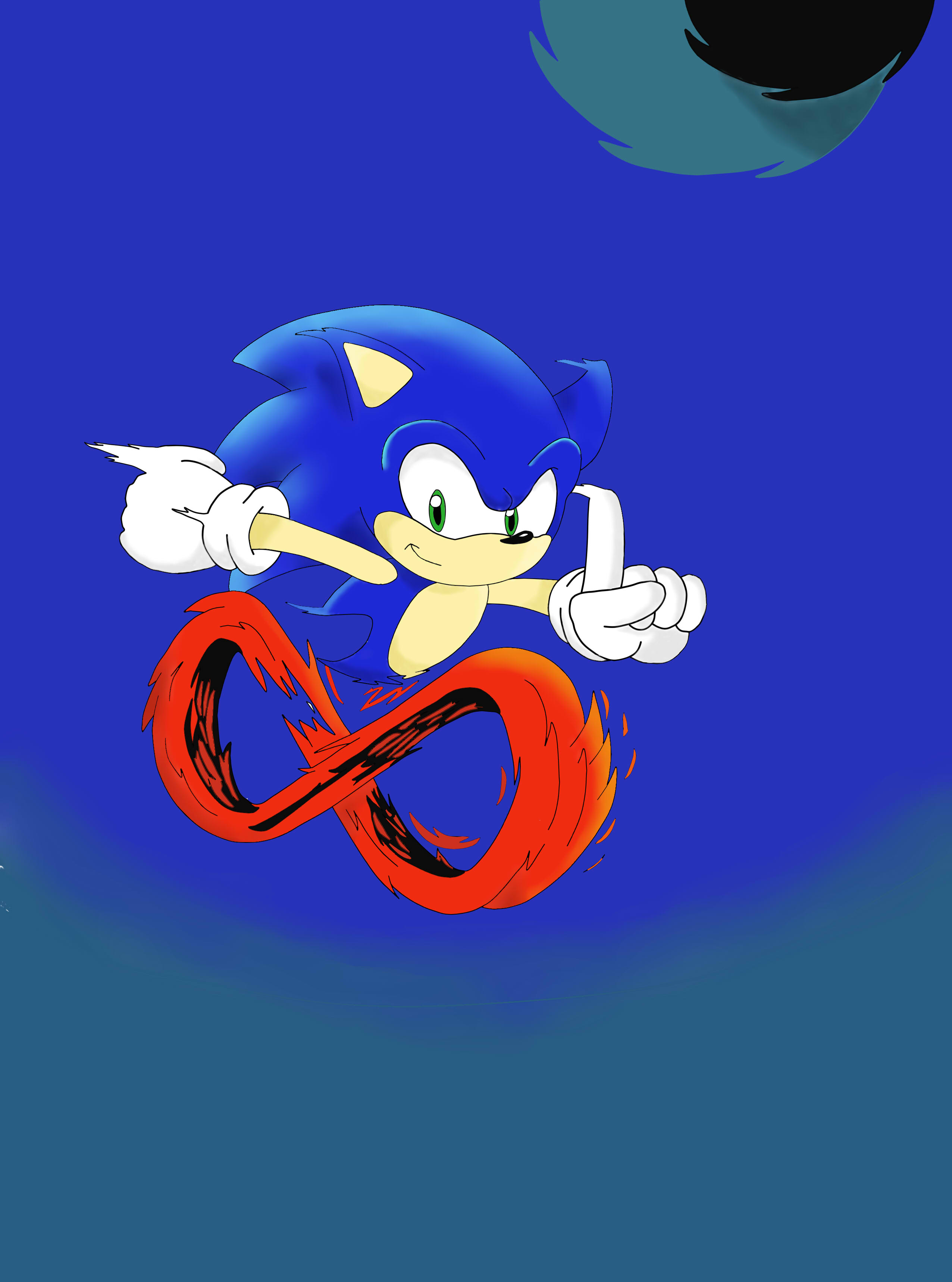 199 sonic the hedgehog - photo #28
