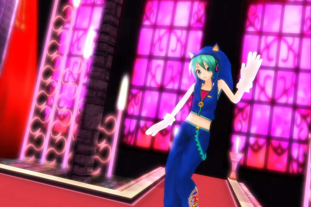 MMD: World is Mine by BluexBlur