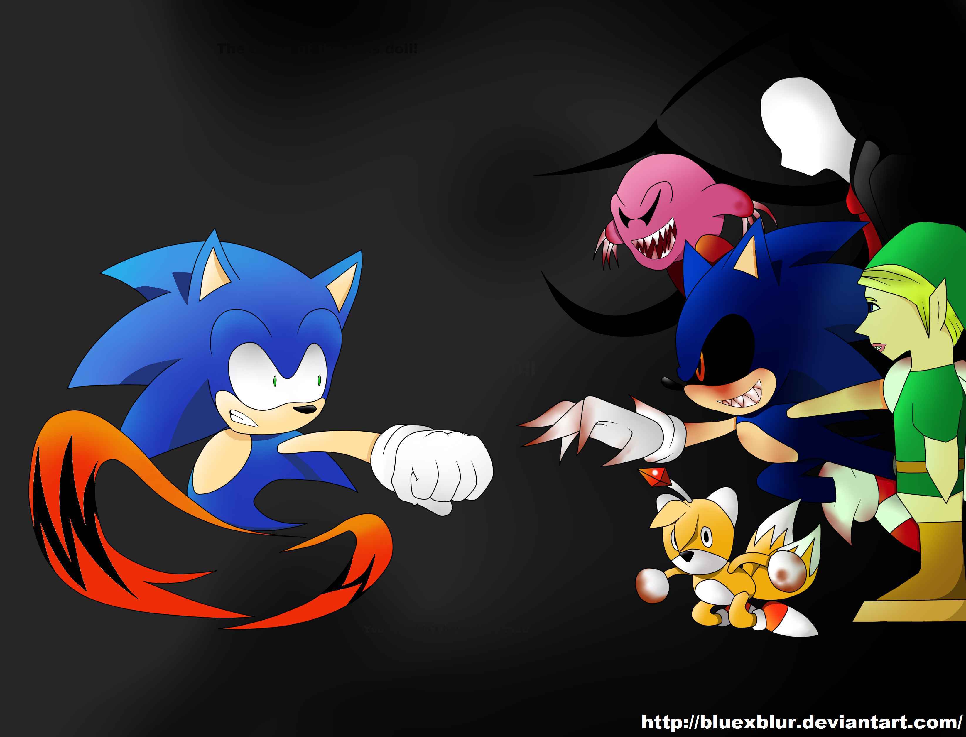 Sonic Character Designer – HD Wallpapers