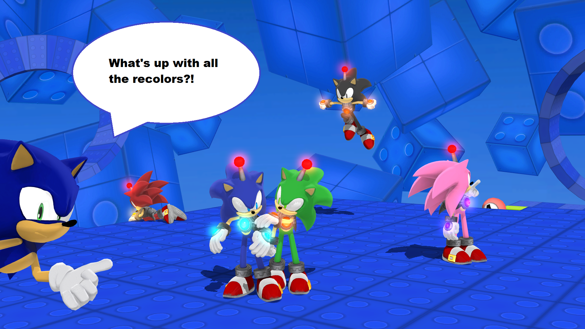 Sonic adult dating sim