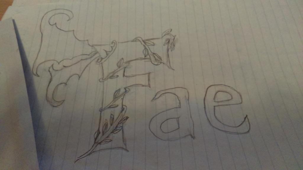 Fae Tattoo by Xandory