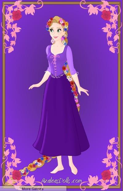 Rapunzel by princesasevilla on deviantart - Dessin anime gratuit raiponce ...