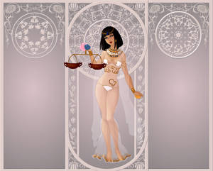 Goddess Maker Zodiac Contest Entry - Libra by PrincesaSevilla