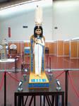 Goddess Maat Sculpture