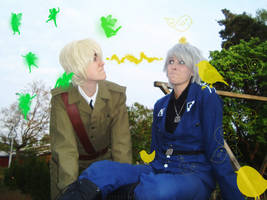 APH: More awesome than you by yiangillium