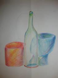 Couleurs et bouteilles by Citrobscure