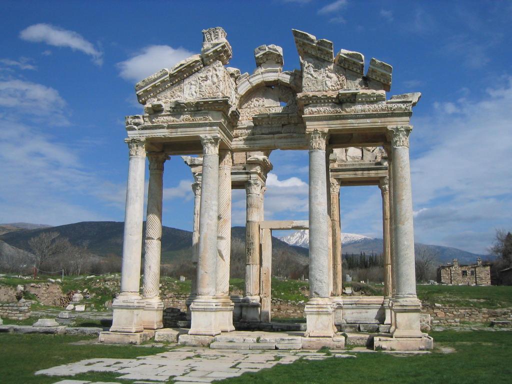 Tetrapylon of Aphrodisias