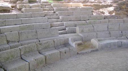 Roman Theatre in Dalheim