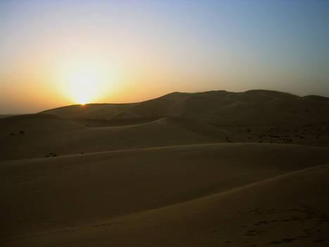 Libyan Sunset