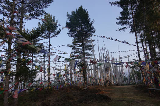 Prayers in the Wind