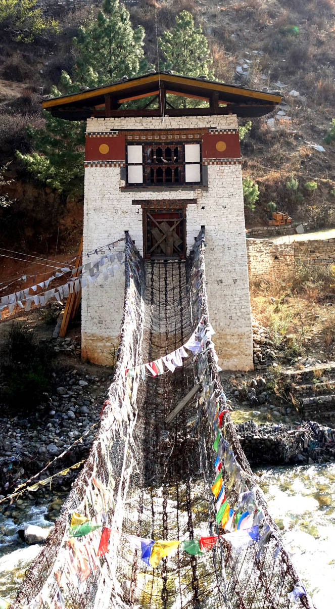 The Bridge of the Madman of the Empty Valley