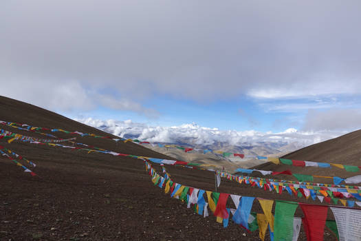 Holy Mother (Mt Everest)