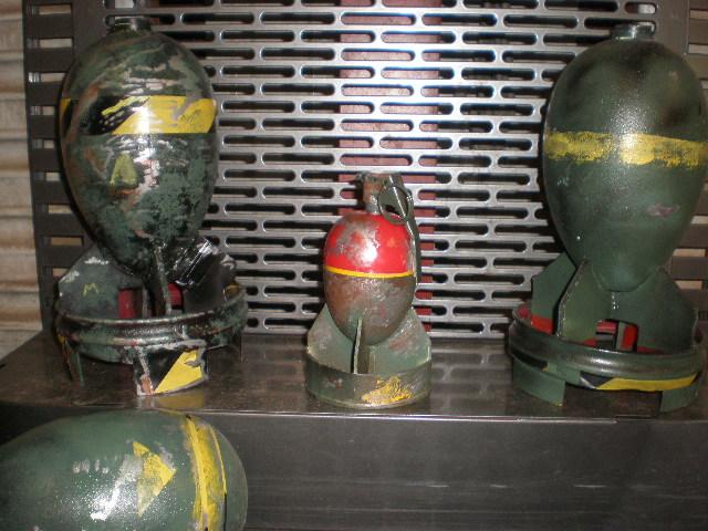 Nuclear Grenade (Half-Life 2 > Skins > Grenade) - GAMEBANANA