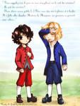 Lestat and Nicolas: Childhood