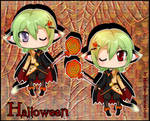 : Halloween Faize :