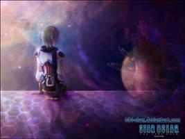 Faize : Galaxy by bibi-chan