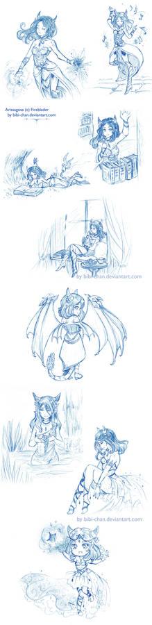 Arissagosa :: sketches page