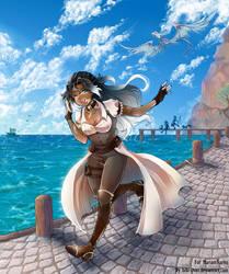New adventure :: for MariamTiarko by bibi-chan