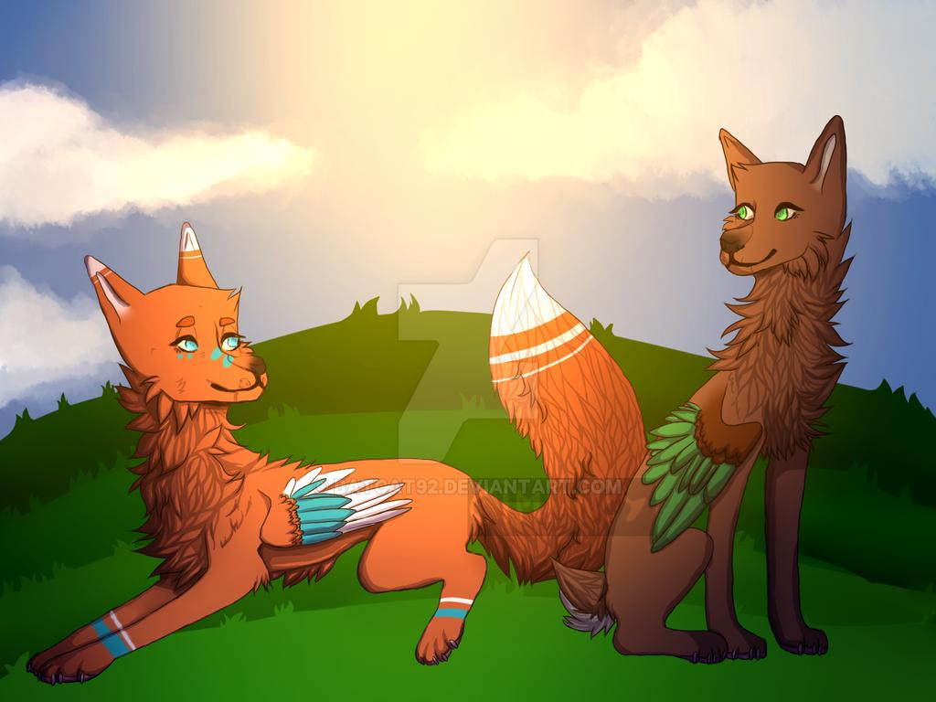 Commission by Batcat92