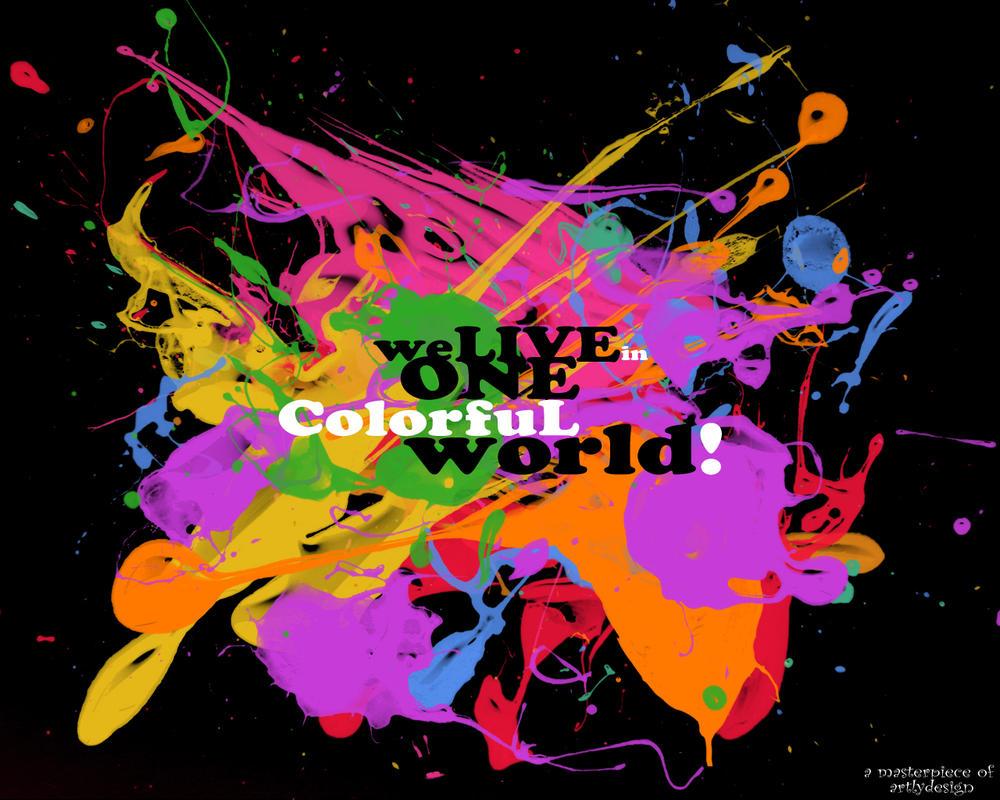 42 colorful world hd - photo #6